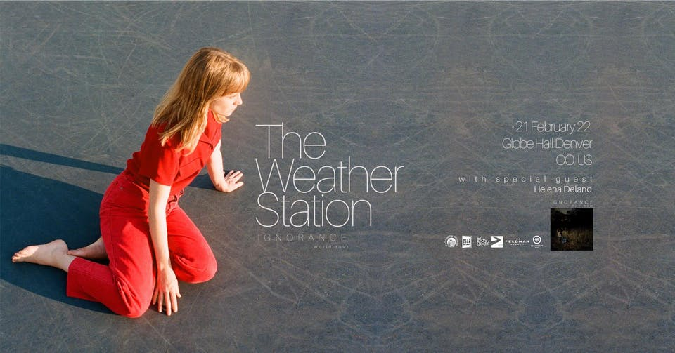The Weather Station / Helena Deland
