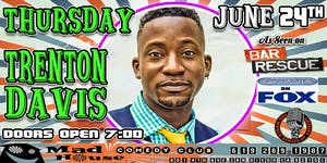 Trenton Davis as seen on Bar Rescue, Laughs on Fox and more!