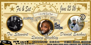 The Mad House Showcase Special w/ Quincy Weekley from Last Comic Standing