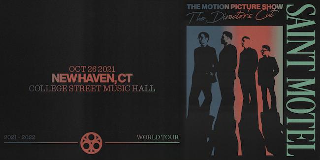 SAINT MOTEL: The Motion Picture Show – Director's Cut