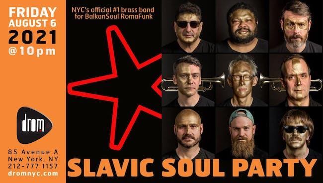 Slavic Soul Party