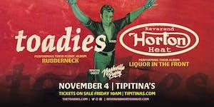 The Toadies & Reverend Horton Heat