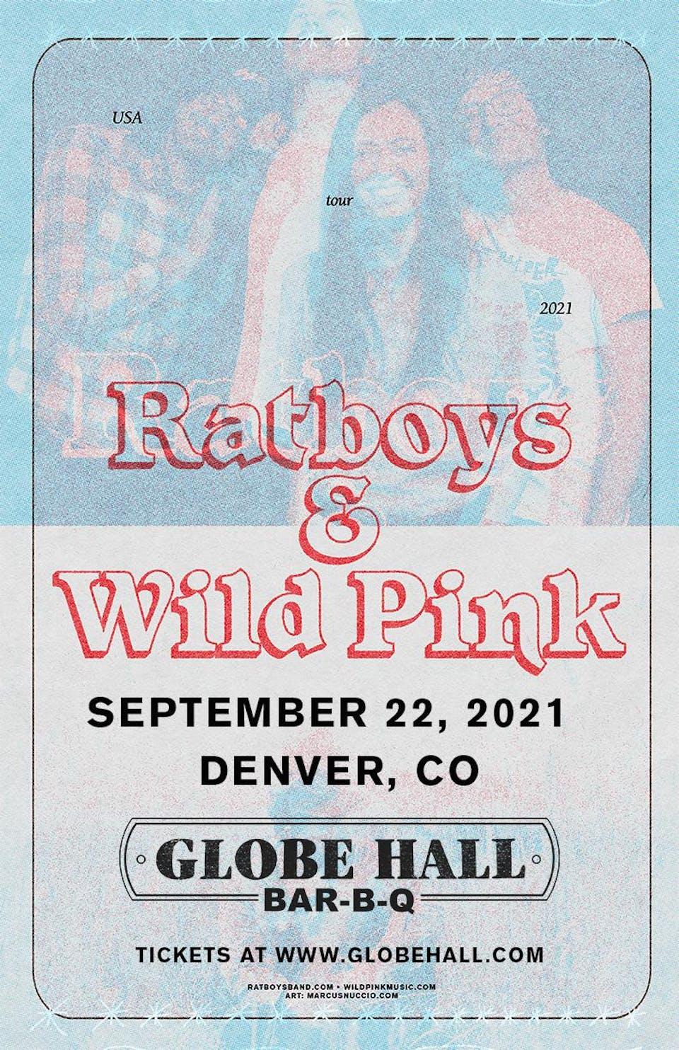 Ratboys / Wild Pink