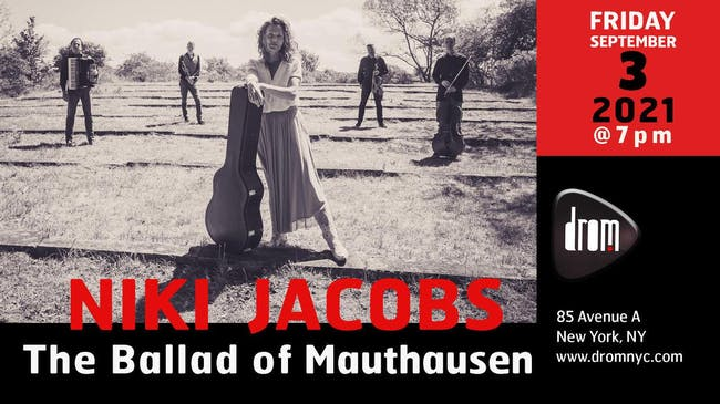 Niki Jacobs: The Ballad of Mauthausen