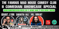 The Mad House Showcase Special with Grant Lyon as seen on Comics Unleashed!