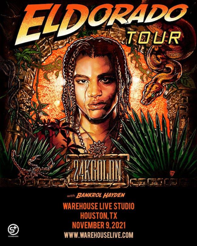 "24KGOLDN ""EL DORADO TOUR"""