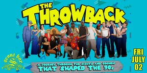 The Throwback Party at Scout