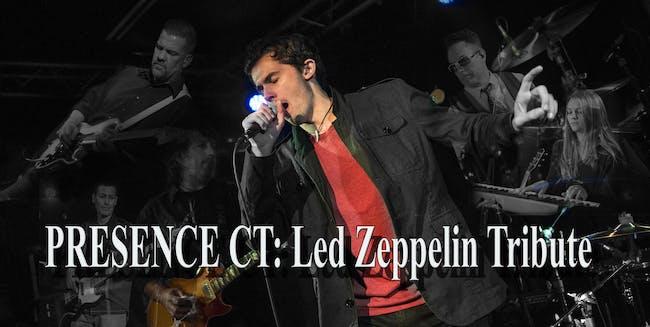Presence CT: Led Zeppelin Tribute