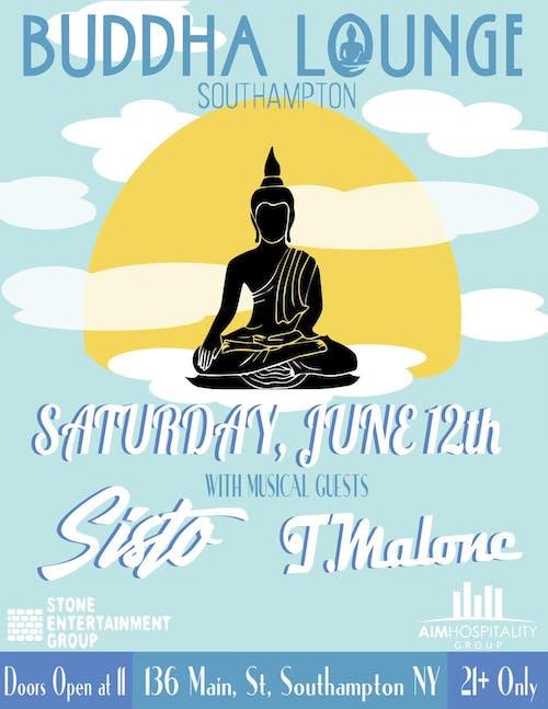 Buddha Lounge Southampton 6/12