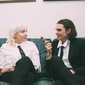 Clever Girls & Francesca Blanchard