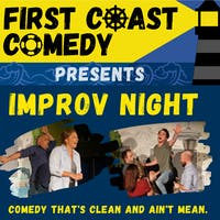 First Coast Comedy Presents: Improv Comedy Night