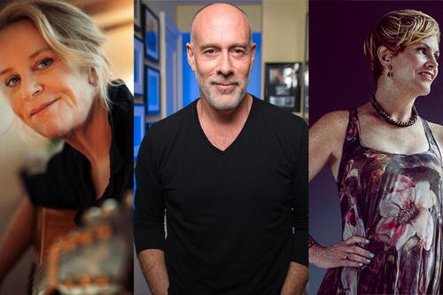 Mary Chapin Carpenter • Marc Cohn • Shawn Colvin: Together in Concert