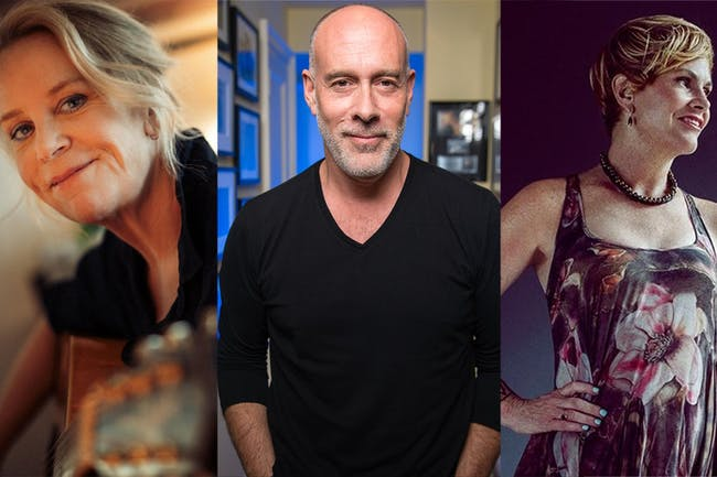 Cancelled - Mary Chapin Carpenter • Marc Cohn • Shawn Colvin