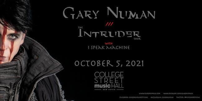 Gary Numan: The Intruder Tour