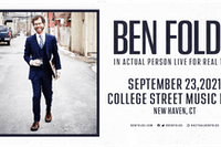 Ben Folds: Live For Real Tour