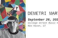 Demetri Martin: I Feel Funny Tour