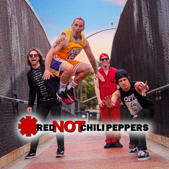 Red Not Chili Peppers - RHCP Tribute