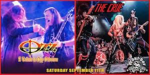 OZZ- a tribute to Ozzy Osbourne + THE CRUE- a tribute to Motley Crue