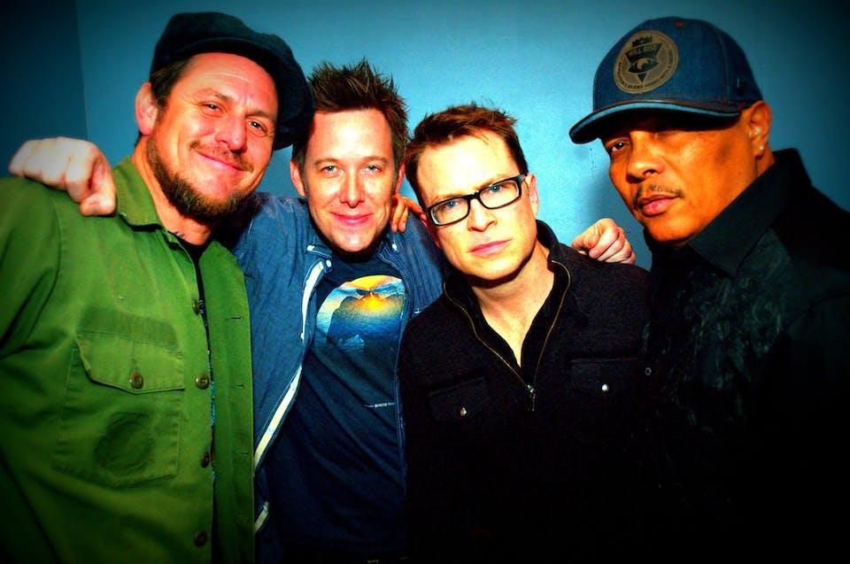 Dragon Smoke (Ivan Neville, Robert Mercurio, Eric Lindell, Stanton Moore)