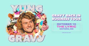 Yung Gravy: Back In Business Tour