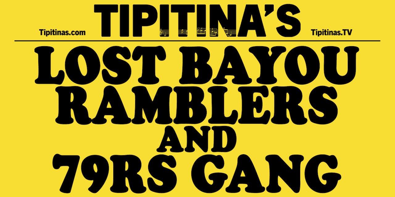 Lost Bayou Ramblers & 79rs Gang