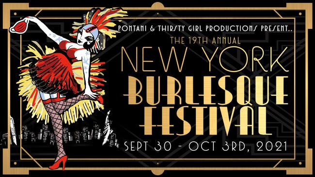 The 19th Annual NY Burlesque Festival