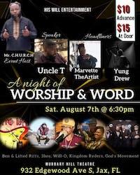 A Night of Worship & Word