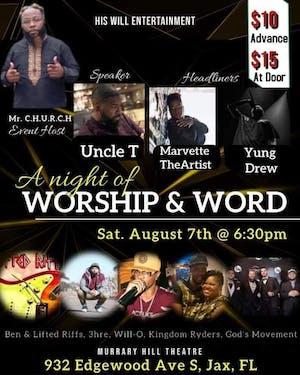 A Night of Hip Hop Worship & Word