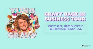 Yung Gravy : Back in Business Tour