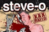 STEVE-O Bucket List Tour (LATE SHOW)