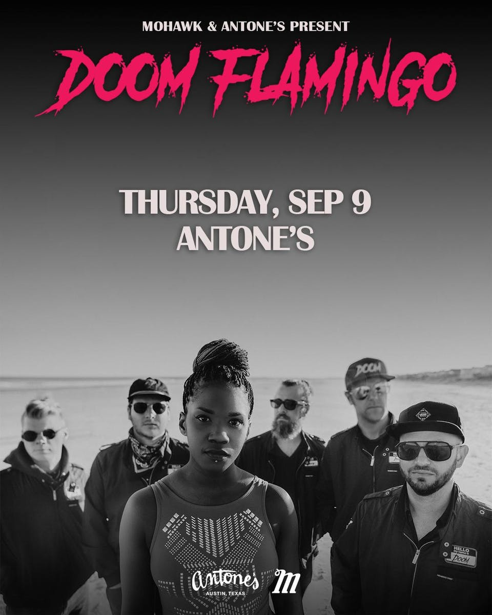 Doom Flamingo