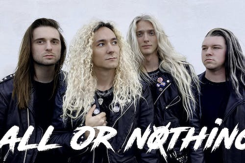 ALL OR NOTHING w/ special guests REDLINE DRIVE - Live Video Recording