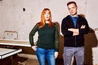 KINDRED SPIRITS: Behind The Hauntings with Amy Bruni & Adam Berry