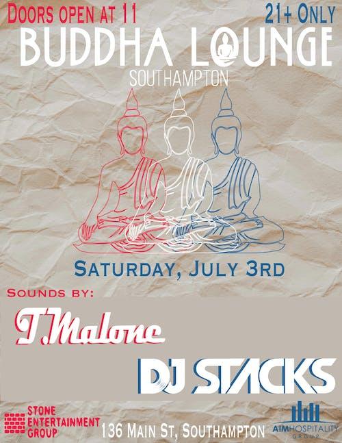 Buddha Lounge Southampton 7/3