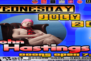 John Hastings as seen on America's Got Talent, Comedy Central and more!