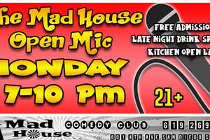 Open Mic Comedy - Free Show