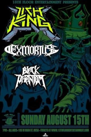 Lich King & Exmortus