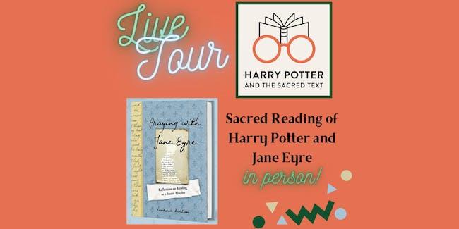 Harry Potter & the Sacred Text: Live Tour!