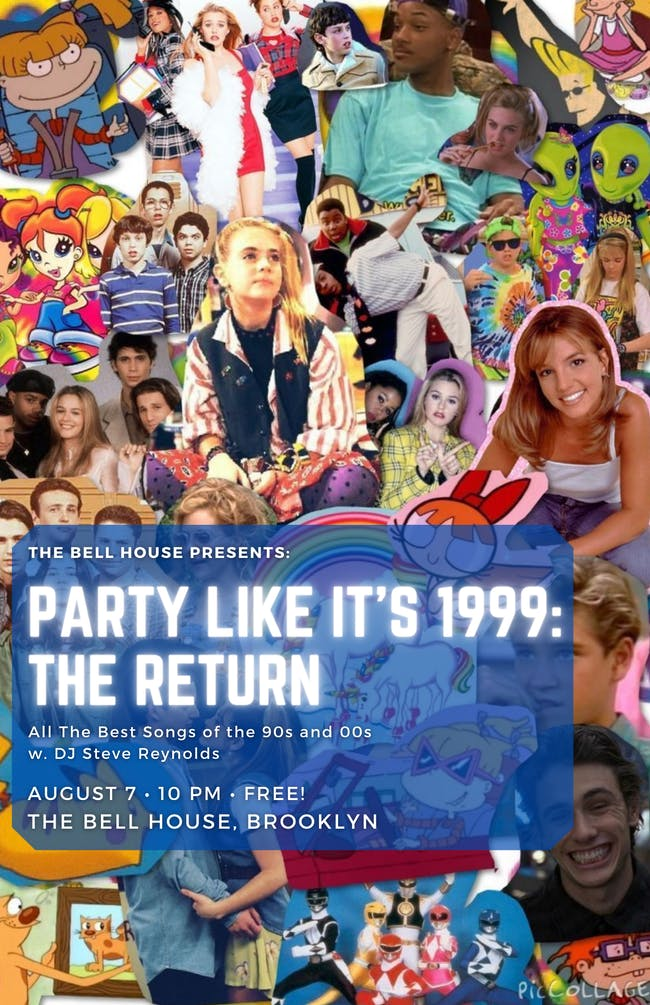 Party Like It's 1999: The Return!