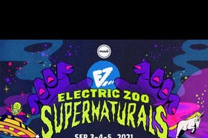 ELECTRIC ZOO 2021- Supernaturals NYC September, 3-4-5, 2021