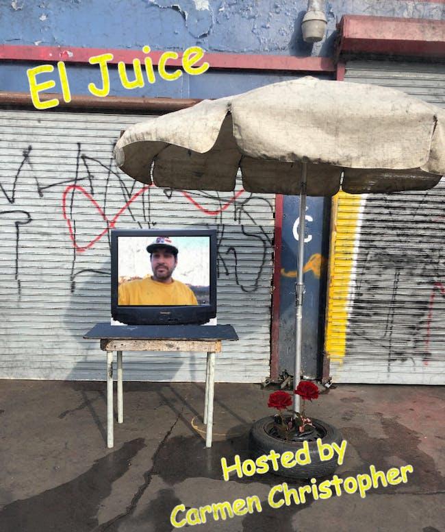 El Juice hosted by Carmen Christopher