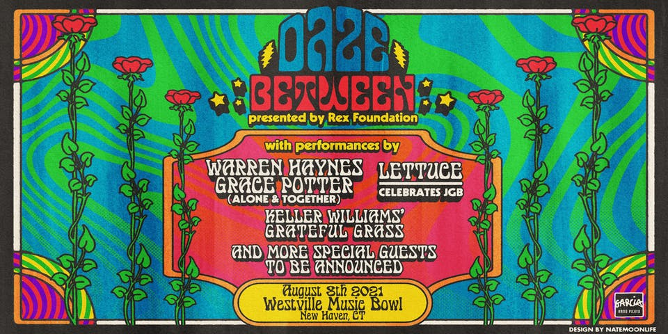 Daze Between: Celebrating All Things Jerry