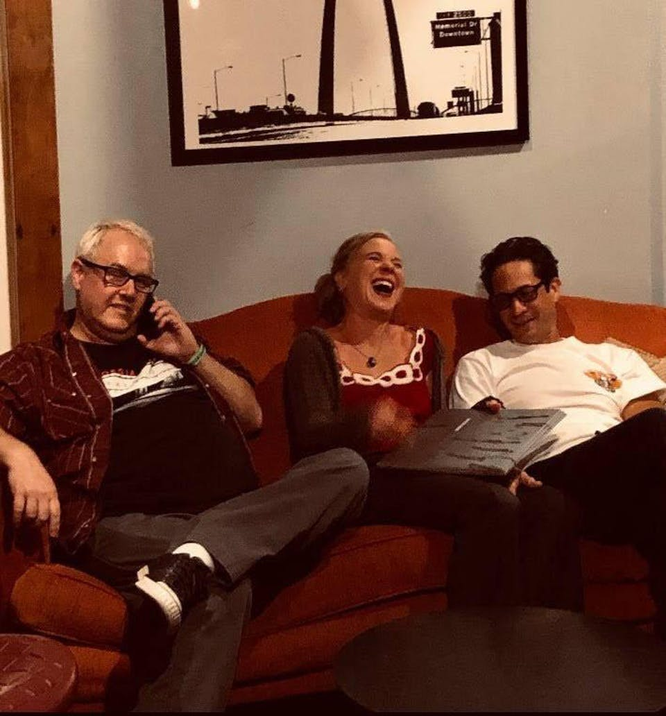 Kristin Hersh Electric Trio feat. Fred Abong (Throwing Muses) and Rob Ahler