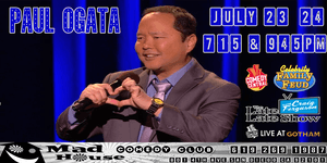 The Famous Mad House Comedy Club  Showcase Special starring Paul Ogata!