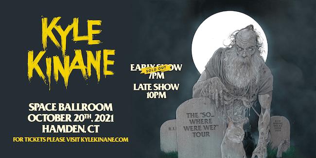 Kyle Kinane (Late Show)