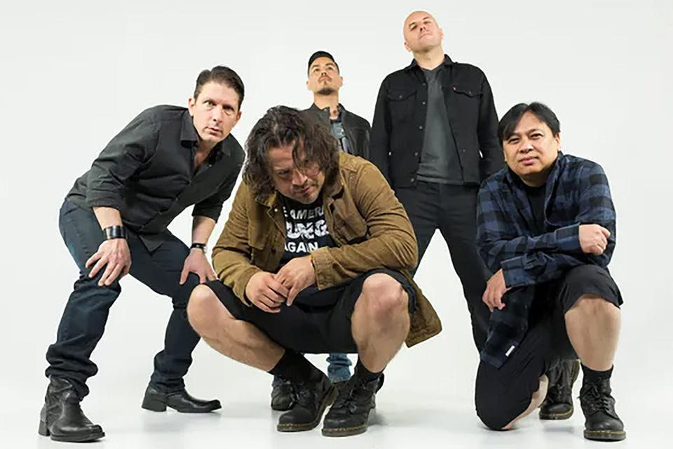 """""""PEARL JAM 30 YEARS OF MUSIC""""  By Corduroy - The Pearl Jam Experience"""