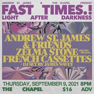 Andrew St. James & Friends