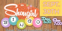 Showgirl Bingo  Hosted by Kitty Corvair