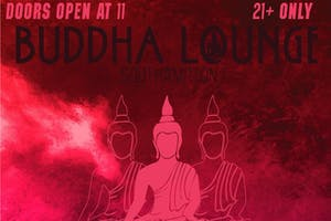 Buddha Lounge Southampton 8/6