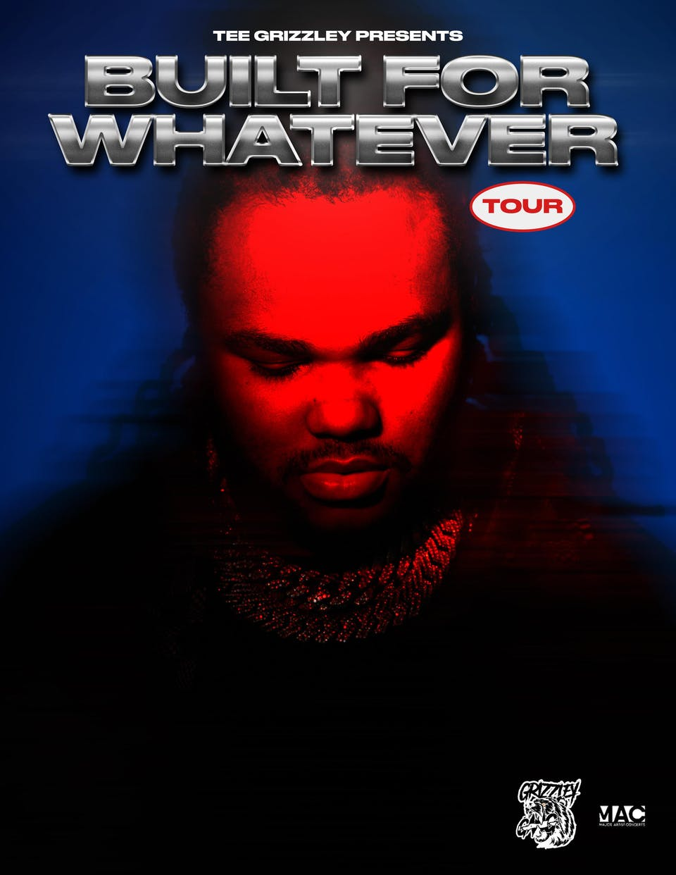 Tee Grizzley - Built for Whatever Tour w/ Jackboy